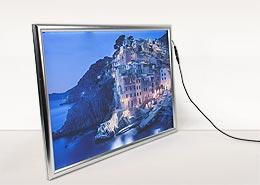 Gorßformatdruck, Latexdruck für Backlit Folie und LED Displays