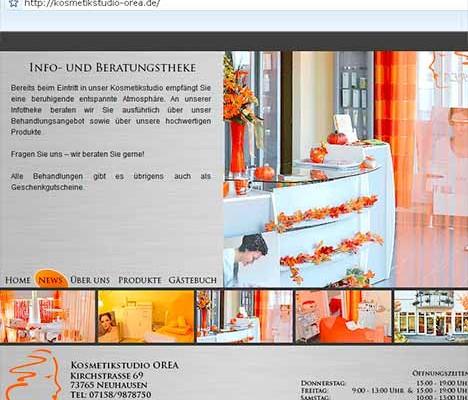 Online Shop Entwicklung und Design
