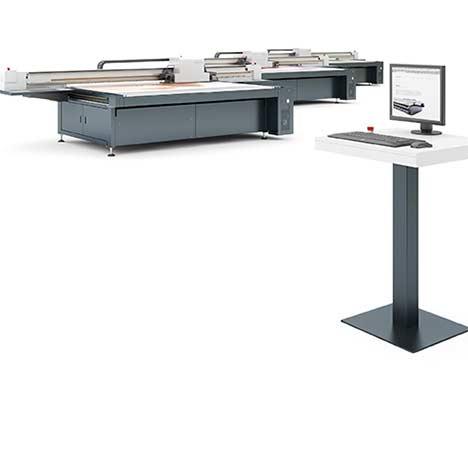 P&M Manufaktur für UV Plattendirektdruck - Plattendruck - Direktdruck Systeme