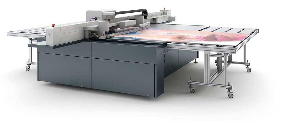 7 Farb UV Direktdruck - Plattendruck - Plattendirektdruck