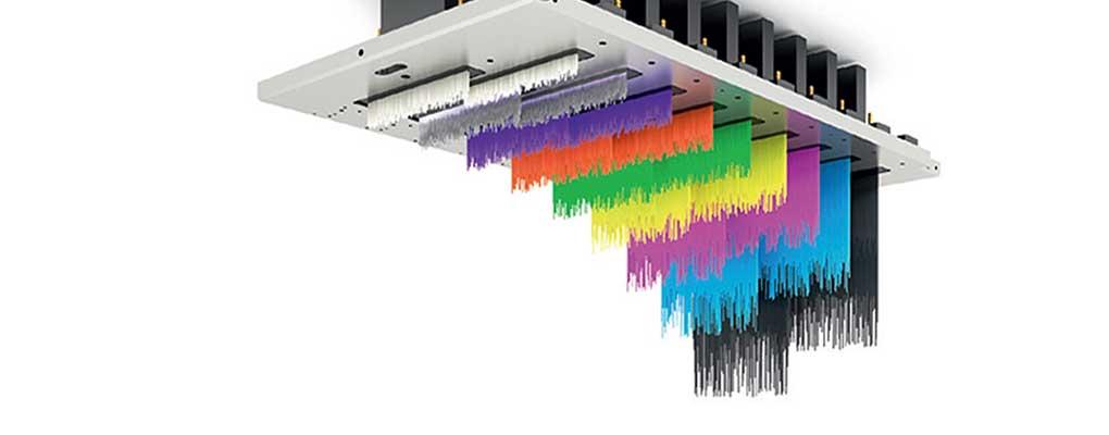 Farbmanagemen im Direktdruck, Plattendruck und Latex- Grossformatdruck sorgen für mehr Wirtschaftlichkeit und Farbzuverlässigkeit