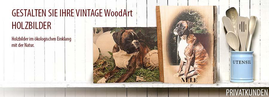 Holzbilder aus natürlichem Holz aus dem Schwarzwald, Pforzheim