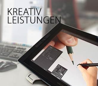 Kreativ Leistungen
