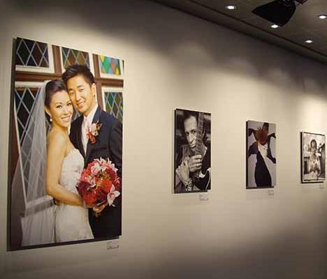 Foto Galerie Druck für Ausstellungen