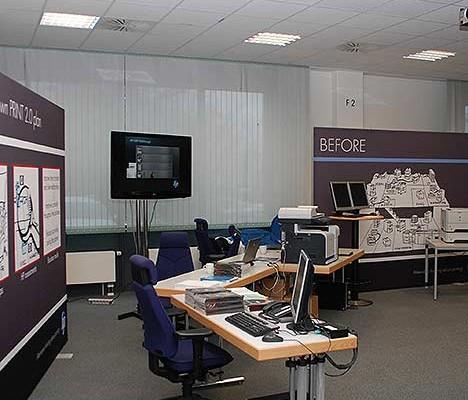 IT Set up, Aufbau für Events und Veranstaltungen