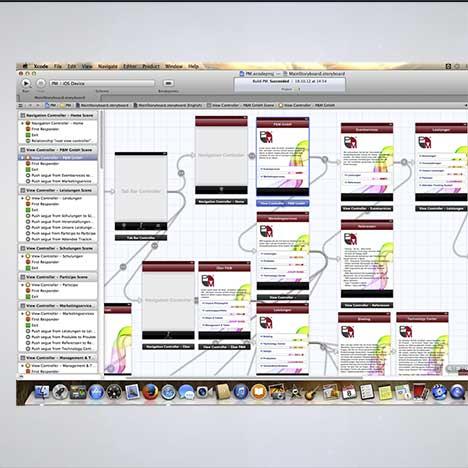 P&M App Entwicklung