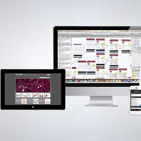 App Entwicklung der besonderen Art im Medien Bereich bei P&M