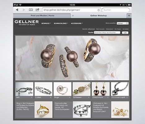 Online Shop - App Entwicklung und Design