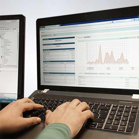 CMS / Content Management System für Online und Druck Channel