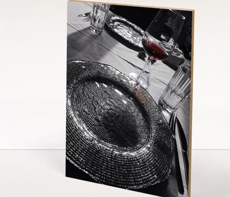 Druck Ihrer Fotos im Plattendirektdruck ( Plattendruck )/ Direktdruck auf Holz oder MDF